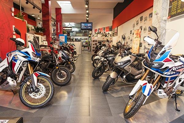 Concesionario oficial de Honda Navarra