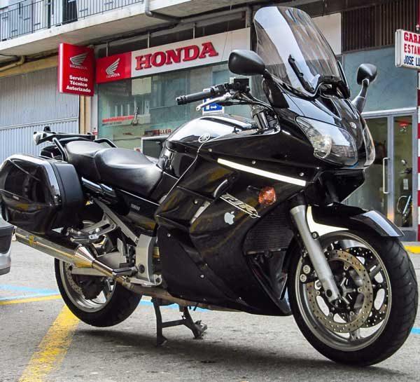 Yamaha FJR 1300 ABS (3)