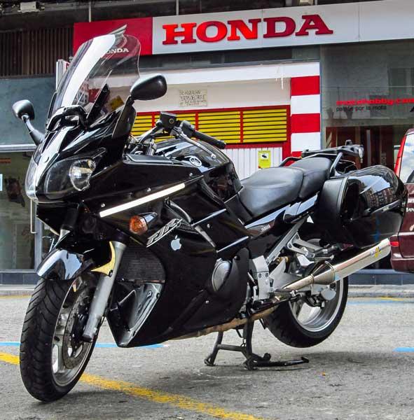 Yamaha FJR 1300 ABS (6)