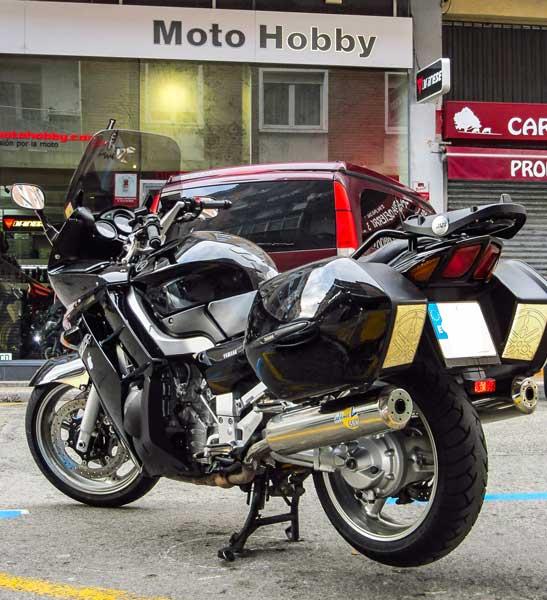 Yamaha FJR 1300 ABS (8)